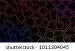 abstract neon background | Shutterstock . vector #1011304045