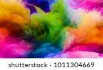 drama of colors series.... | Shutterstock . vector #1011304669