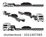 heavy duty truck transports