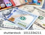 currency cash image | Shutterstock . vector #1011336211