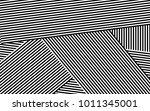 zebra lines design with black... | Shutterstock .eps vector #1011345001