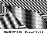 zebra lines design with black... | Shutterstock .eps vector #1011345031