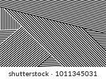 zebra lines design with black... | Shutterstock .eps vector #1011345031