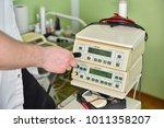 electronic appliance  vacuum... | Shutterstock . vector #1011358207