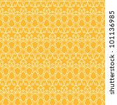 seamless star pattern. easy to... | Shutterstock .eps vector #101136985