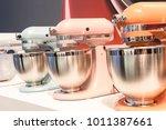 milan  italy   january 26 ...   Shutterstock . vector #1011387661