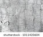 cracked concrete texture... | Shutterstock . vector #1011420604