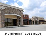 new commercial  retail and... | Shutterstock . vector #101145205