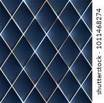 seamless illustration of blue... | Shutterstock .eps vector #1011468274