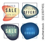 sale  best offer vector... | Shutterstock .eps vector #1011507451