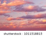 romantic sky background ... | Shutterstock . vector #1011518815
