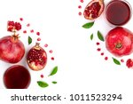 Pomegranate Juice With Fresh...