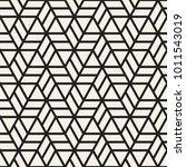vector seamless stripes pattern.... | Shutterstock .eps vector #1011543019