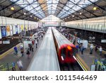 london  uk  united kingdom  ... | Shutterstock . vector #1011546469