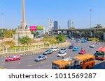 bangkok  thailand january 19... | Shutterstock . vector #1011569287