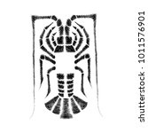 the vector logo lobster for t... | Shutterstock .eps vector #1011576901