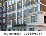 london  uk   25 august  2017 ... | Shutterstock . vector #1011596359