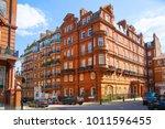 london  uk   25 august  2017 ... | Shutterstock . vector #1011596455