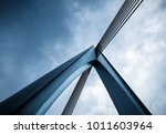 abstract architectural features ... | Shutterstock . vector #1011603964