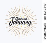 hand drawn typography lettering ... | Shutterstock .eps vector #1011619549