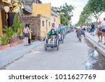 hoi an  vietnam   may 27  2017  ...   Shutterstock . vector #1011627769