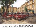 aix en provence  france   may...   Shutterstock . vector #1011630841