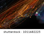 abstract background of blurry... | Shutterstock . vector #1011682225