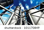 refinery | Shutterstock . vector #101170849
