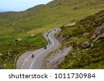 group of motorcycles in ireland  | Shutterstock . vector #1011730984