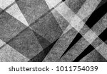abstract black white and gray... | Shutterstock . vector #1011754039
