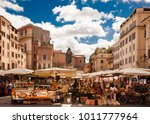 rome  italy   19 09 2017  the...   Shutterstock . vector #1011777964