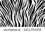 zebra print  animal skin  tiger ... | Shutterstock .eps vector #1011791035