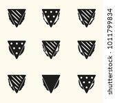 set of color tortilla or...   Shutterstock .eps vector #1011799834
