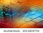 dna data. science concept. | Shutterstock . vector #1011824731