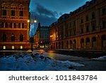 liberec  czech republic  ...   Shutterstock . vector #1011843784