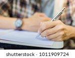 soft focus.high school or... | Shutterstock . vector #1011909724