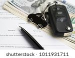 buy or sell car  purchase or... | Shutterstock . vector #1011931711
