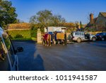 january 28th. 2018. cotswolds.... | Shutterstock . vector #1011941587