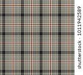 classic glen plaid | Shutterstock . vector #1011942589