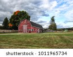 Connecticut Red Barn