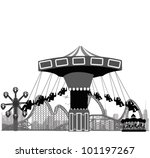 vector illustration.roller...   Shutterstock .eps vector #101197267