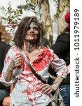 atlanta  ga  usa   october 21 ... | Shutterstock . vector #1011979189