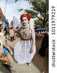 atlanta  ga  usa   october 21 ... | Shutterstock . vector #1011979219
