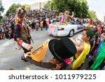 atlanta  ga  usa   october 21 ... | Shutterstock . vector #1011979225
