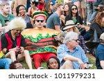 atlanta  ga  usa   october 21 ... | Shutterstock . vector #1011979231