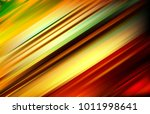 abstract green yellow red... | Shutterstock .eps vector #1011998641