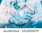 general data protection... | Shutterstock . vector #1012020379