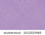 purple and white dotted... | Shutterstock .eps vector #1012025485