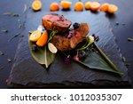 exotic thailand cuisine meal... | Shutterstock . vector #1012035307