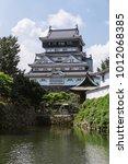 Small photo of japan kitakyushu kokura castle